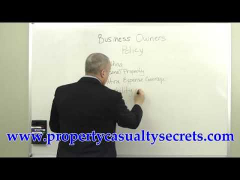 Property & Casualty Insurance License Exam Business Owners Policy - commercial property insurance - http://realestate.onwired.biz/commercial-real-estate/property-casualty-insurance-license-exam-business-owners-policy-commercial-property-insurance/