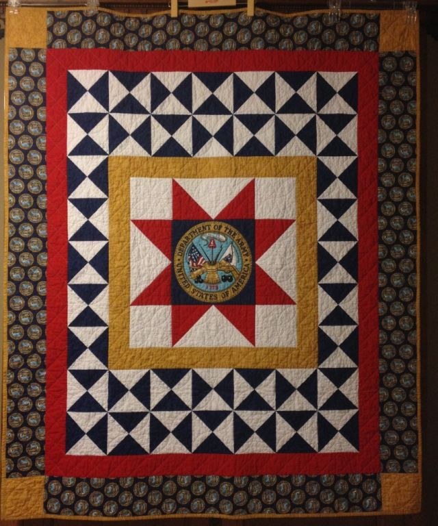 17 Best images about Military quilts on Pinterest | Quilts, Quilt ... : katy quilt - Adamdwight.com