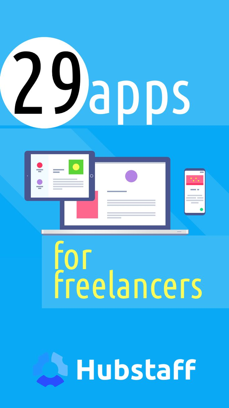 29 Apps for Freelancers to Make Your Life Easier. What does it take to be a successful freelancer? Is it knowledge and experience, people skills, consistency and hard effort, serendipity, or a random streak of luck? Using the right apps can put technology to work for you in your freelance career. We've chosen 29 of the best apps for freelancers to help you handle communication, manage your time, place irresistible bids, and more.