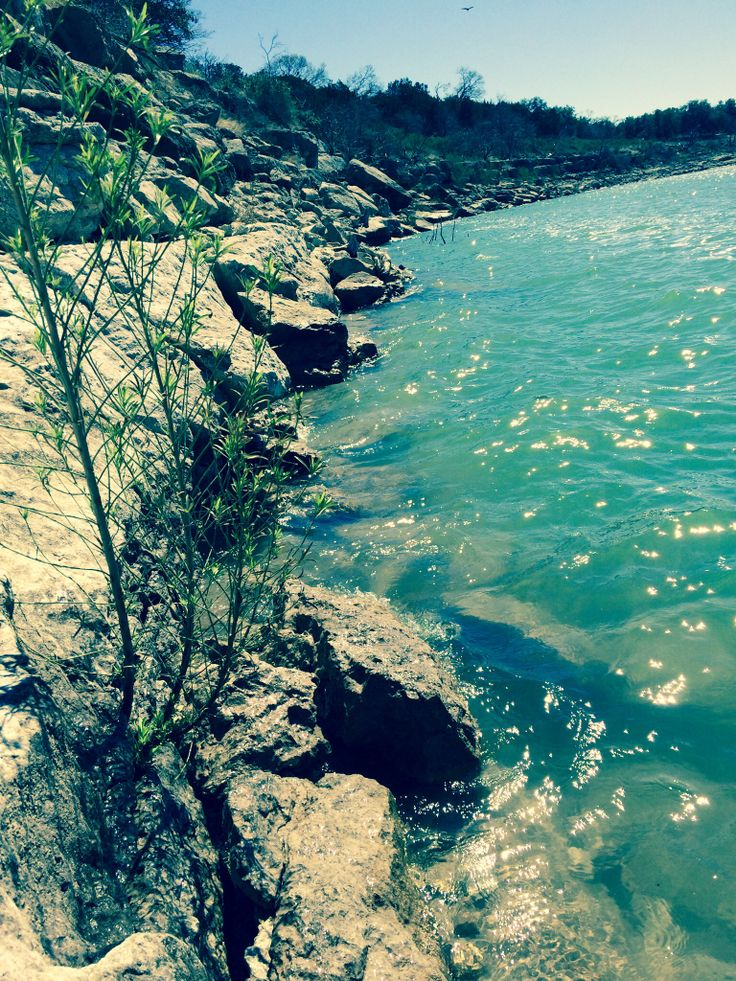 Quantum entanglement.  :] canyon lake texas