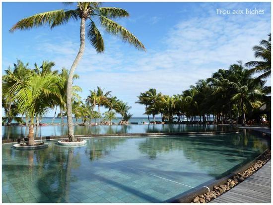 Trou aux Biches Resort & Spa, Mauritius - Piscine (bountygirl04, Oct 2013) Luxe au charme tropical