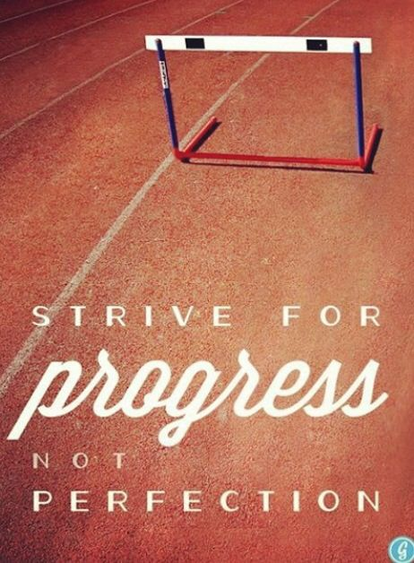 Hurdles: Progress, Motivational Quote, Strive, Fitness Inspiration ...