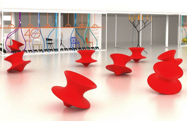 Events:   In Paris, Magis celebrates 40 years in the business @ Centre Pompidou