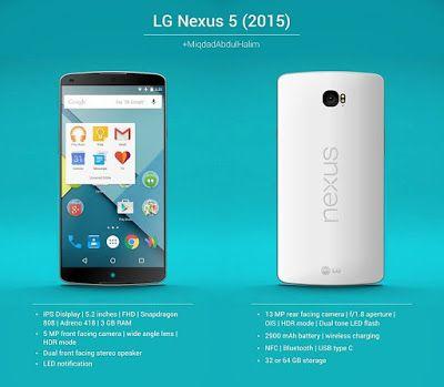 Brigadier Android : Nexus 5 (2015) Launch, Pre-Order Dates, Features &...