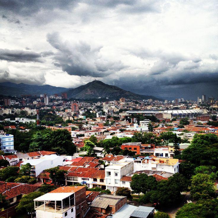 Una pequeña vista de mi ciudad