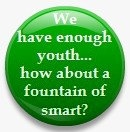 Fountain of Smart by MyHeavenlyGreetings on Etsy, $1.50
