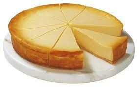 Tarta de queso de Elena