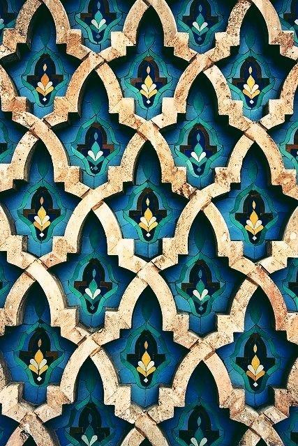 maroccan pattern