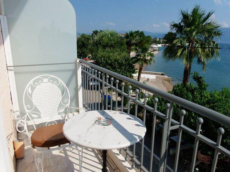 Balcony #sea #view @plazhotel
