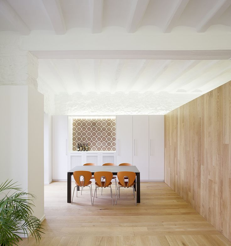 Gallery - Tile House / Cubus - 1 #dining #tiles