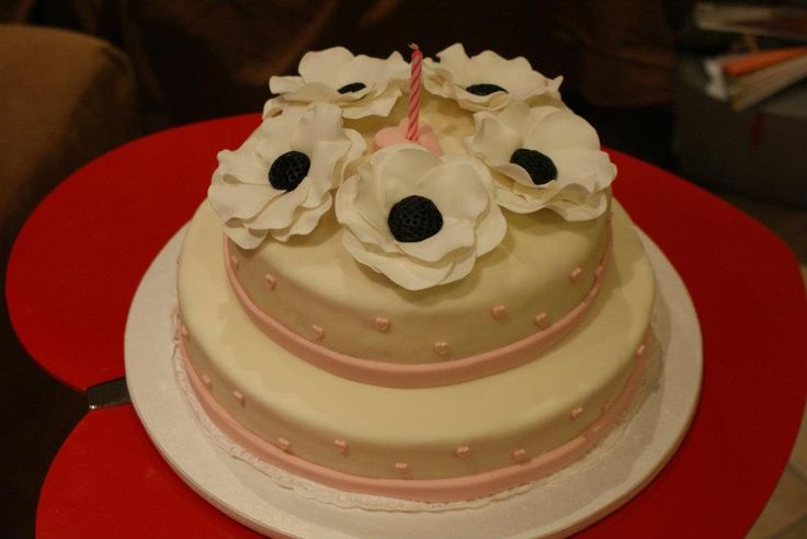 40 th birthday cake