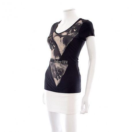 Shoppez votre T-Shirt - Esprit - EDC - Taille: XS à -30% : état neuf, pour encore plus de réduction visitez notre site : www.entre-copines.be, livraison gratuite dès 45 € d'achats  ;)  Que pensez-vous de cet article ? merci pour le repin ;)  #Esprit EDC #new #Taille: XS #mode #fashion #robes  #secondhand #clothes #recyclage #greenlifestyle #secondemain #depotvente #friperie #vetements #femmes