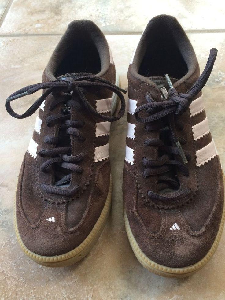 ADIDAS SAMBA CLASSIC INDOOR SOCCER SHOES CLEATS SIZE 6 #Adidas