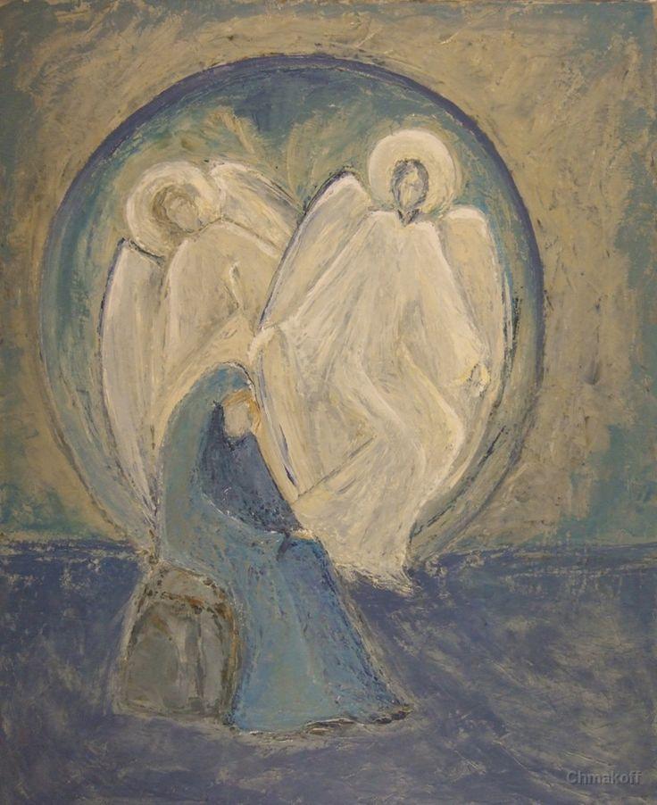 Macha Chmakoff, Apparition à Marie de Magdala n°4