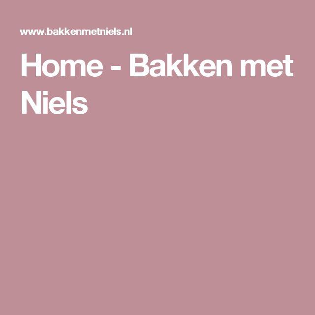 Home - Bakken met Niels
