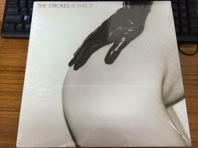 スノー・レコード・ブログ: 好きなレコードで憂鬱な気分もスッキリ~「ザ・ストロークス」「アッシュ」「ザ・ヴァーヴ」などのレコード...
