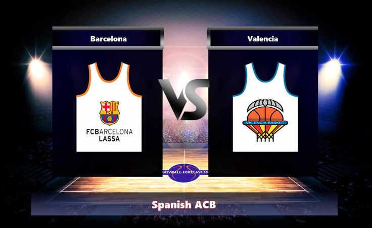 Barcelona-Valencia Nov 19 2017 Spanish ACBLast gamesFour factors The estimated statistics of the match Statistics on quarters Information on line-up Statistics in the last matches Statistics of teams of opponents in the last matches  Which team will finish the match the winner in this bout Barcelona-Valencia Nov 19 2017 ? In the  last 5 matches  on the home fieldBarcelona scored 3 checkmates and   #Aaron_Doornekamp #Adam_Hanga #Adrien_Moerman #Barcelona #basketball