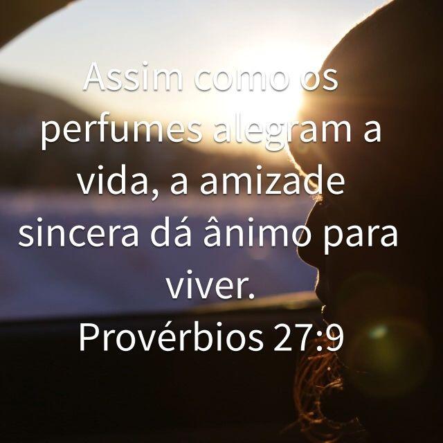 Provérbios 27:9