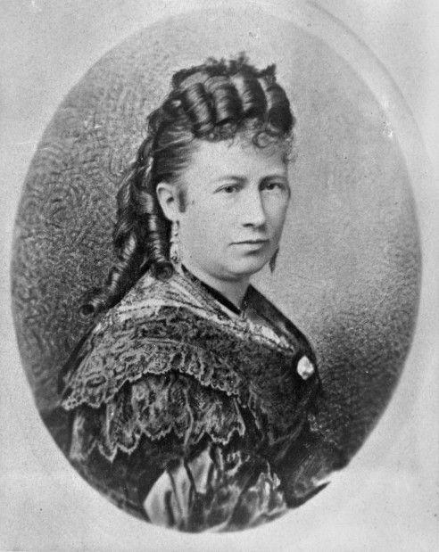 Julia Grant First Ladies Pinterest
