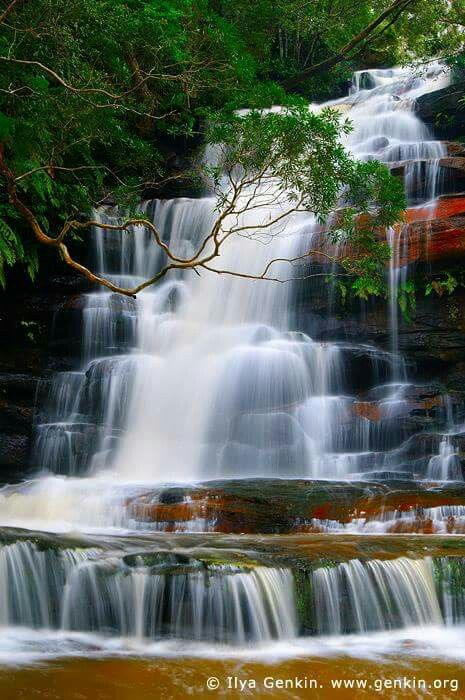 Upper Somersby Falls, Central Coast, NSW