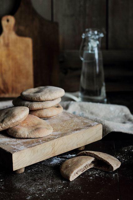 Pita Bread by pastryaffair, via Flickr