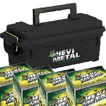Hevi-Shot Hevi-Metal 12 Gauge 3 Inch Sports Pack Loading that magazine is a pain! Excellent loader available for your handgun Get your Magazine speedloader today! http://www.amazon.com/shops/raeind