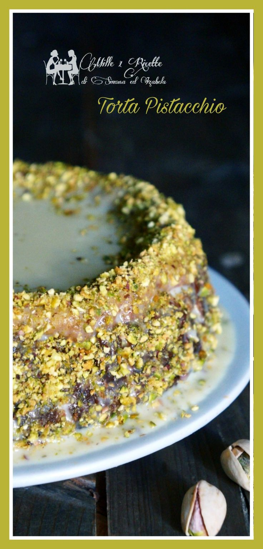 Torta Pistacchio http://blog.giallozafferano.it/mille1ricette/torta-pistacchio/ #mille1ricette #giallozafferano #food #foodporn #foods #cake #cakes #cheesecake
