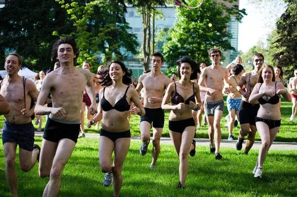 You Won't Believe People Are Actually Running These Strange 5k Races
