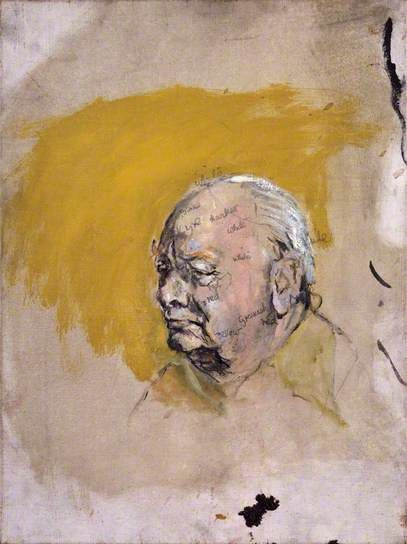 Winston Churchill Graham Sutherland