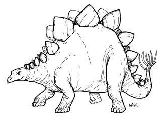 Letra D de Dinossauro