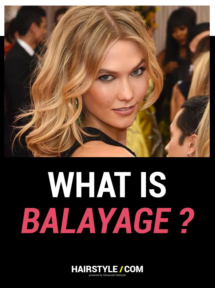 What is balayage and should you try it on your hair?