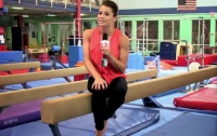 Alicia Sacramone's predictions for London 2012 Olympics. She believes in Team USA! #gymnastics