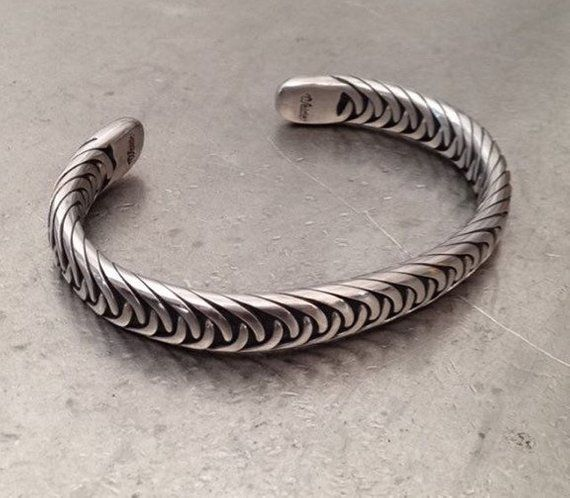 Welder Bracelet Handmade With Tig Wire