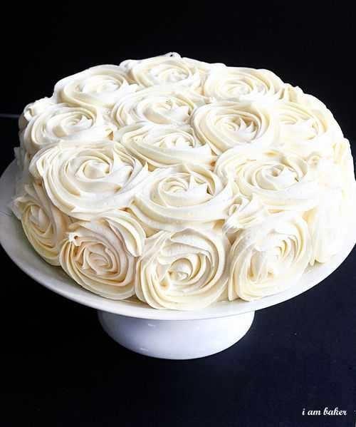 Shower cake?