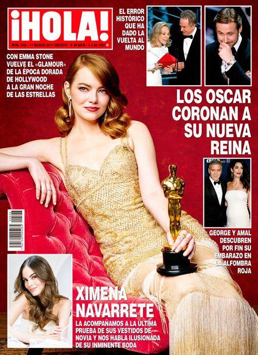 """Revista ¡HOLA! en Twitter: """"En ¡HOLA!, los Oscar coronan a su nueva reina https://t.co/yqauo5n8Jp https://t.co/oWMM09QICf"""""""