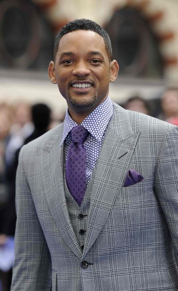 Top Ten Best Dressed Male Celebrities 10. Will Smith