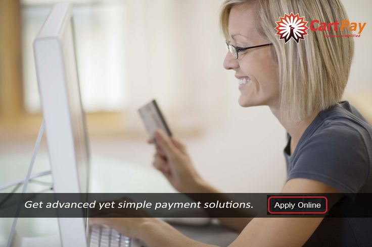 Get advanced yet simple payment solutions.