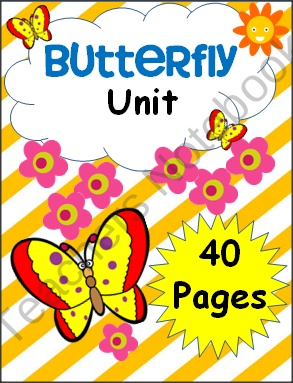 1000+ images about Butterfly kindergarten unit on Pinterest