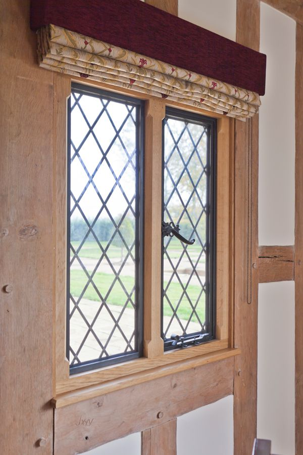Make A Difference With Bronze Cats In Timber Frames For Very Traditional Style Window Windows Metal Bespoke