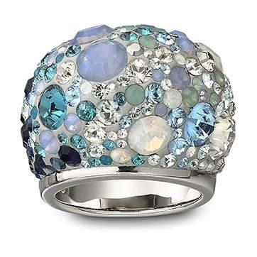 Cartier: Cocktails Rings, Fashion Style, Bling Rings, Jewelry, Swarovski Crystals, Chic Multi, Multi Blue, Blue Rings, Swarovski Chic