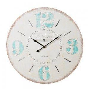 #reloj #vintage 16,99€! #home #hogar #estilo #deco #decoración #oferta en hogaresconestilo.com