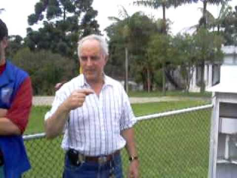 Pluviômetro e Pluviógrafo - Parque de Ciência e Tecnologia de São Paulo