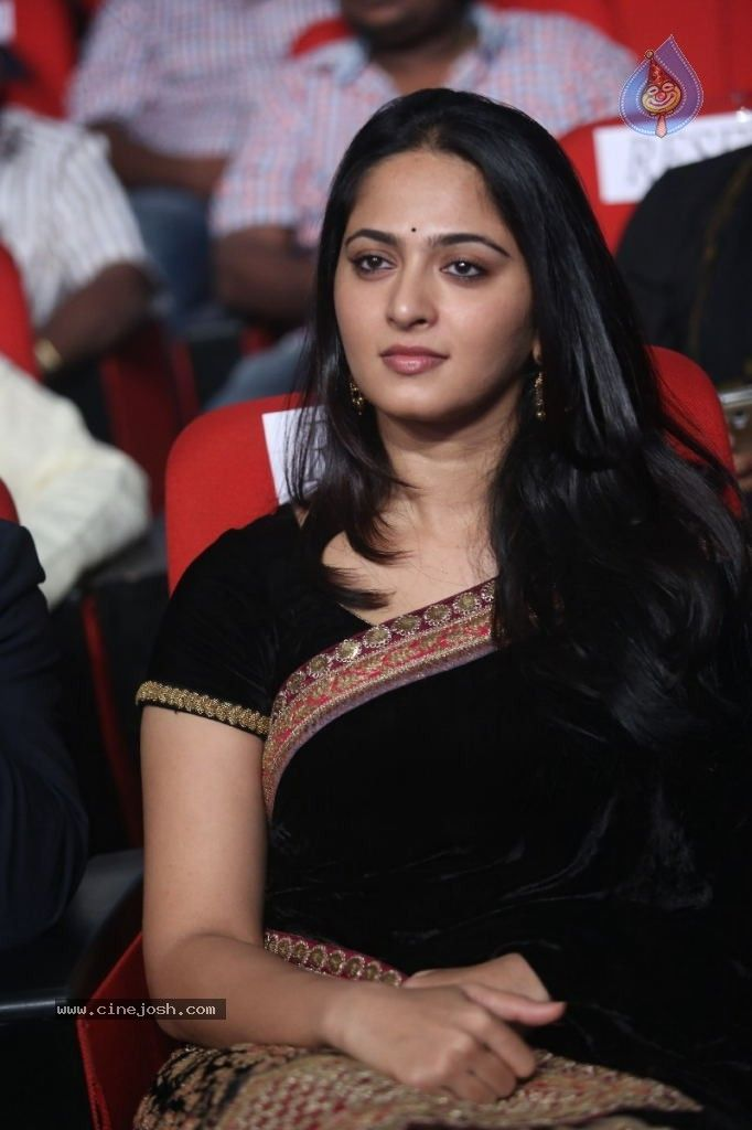 Anushka Shetty at Varna Audio Launch