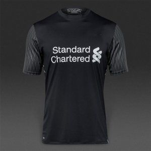 Liverpool 2017-18 Season Away Goalkeeper Shirt  255ef1b44