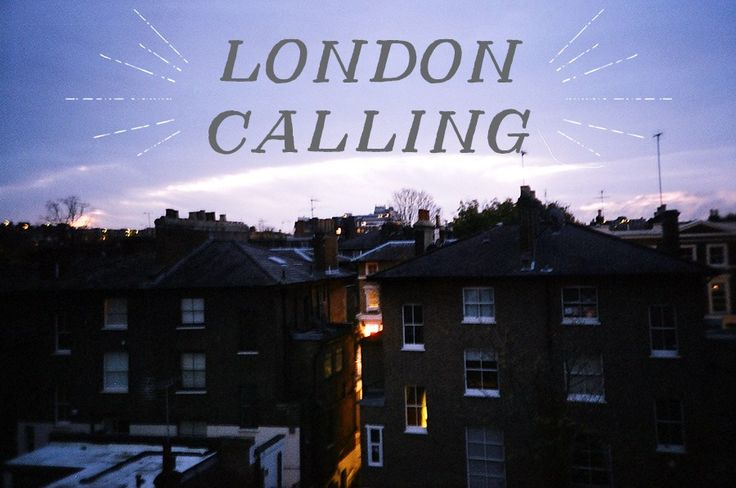 Set Forth Studio // London Calling