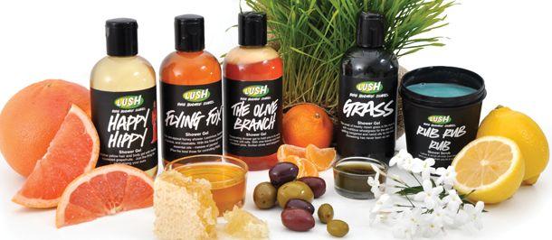 Lush!! - Fresh Handmade Cosmetics