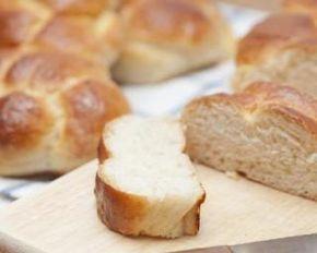 Brioche sans beurre ni huile au fromage blanc 0% : Savoureuse et équilibrée | Fourchette & Bikini