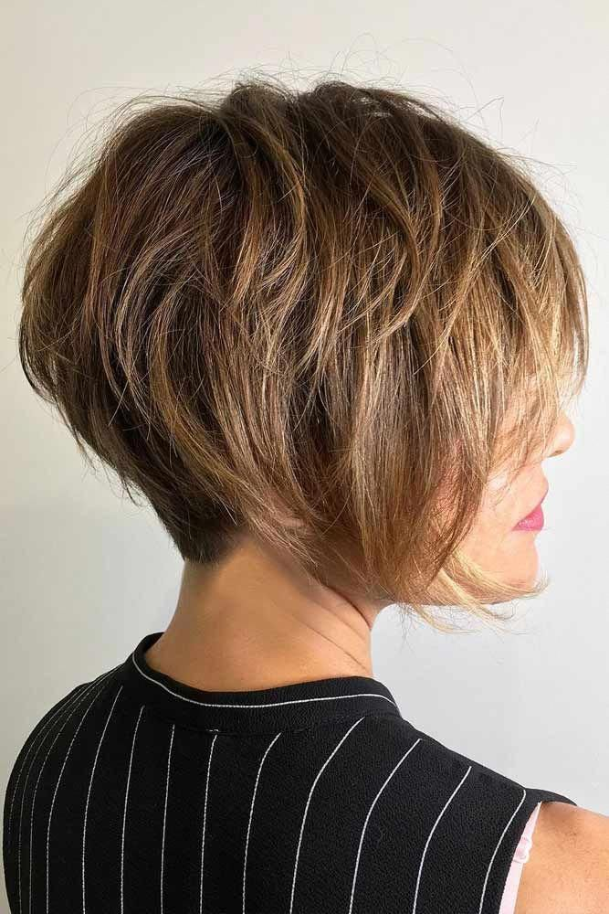 Get Yourself A Pixie Bob To Create A Truly Enviable Look | LoveHairStyles #bobhairstylestrends
