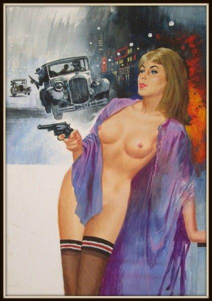 Carlo Jacono - Cover Bonnie n°63 Caccia Alle Streghe