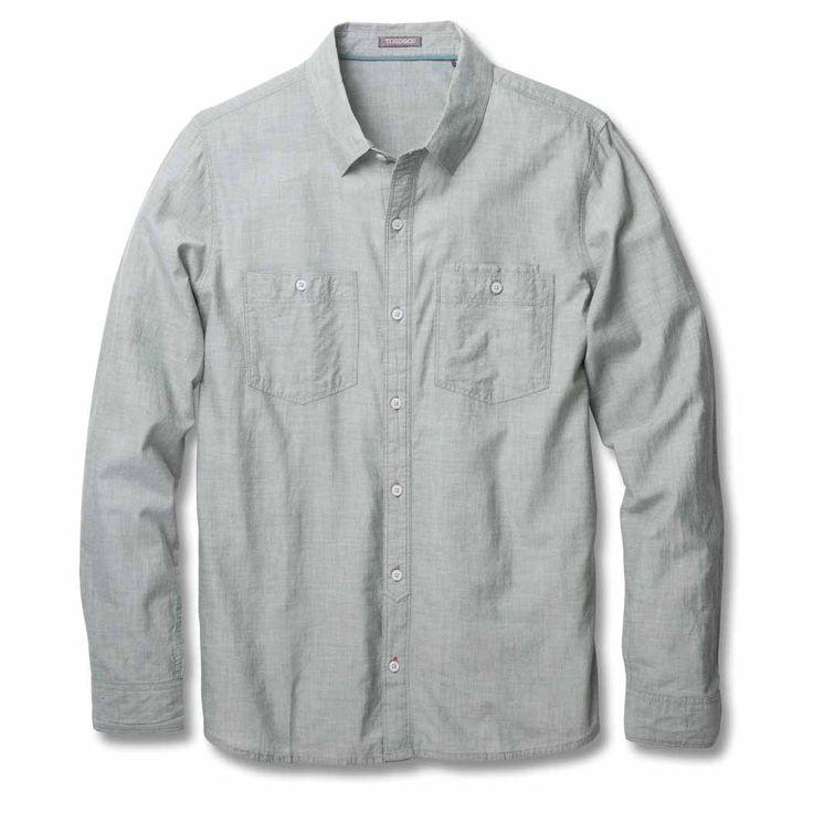 Honcho Dos Long-Sleeve Shirt for Men